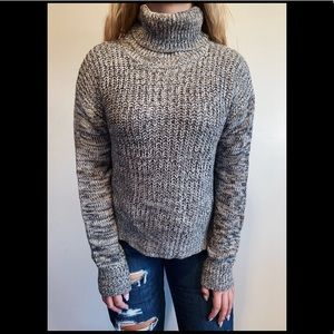 🌎COTTON EMPORIUM - cozy turtleneck !